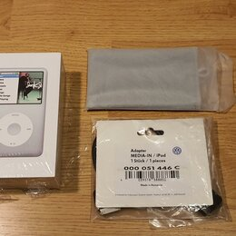 Цифровые плееры - iPod classic 120 GB для музыки в автомобилях VAG, 0