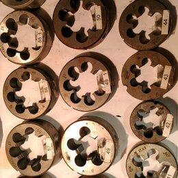 Плашки и метчики - Плашка круглая для метрической резьбы , 0