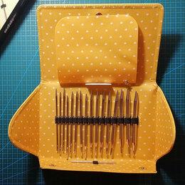 Рукоделие, поделки и товары для них - Набор спиц адди клик микс для вязания, 0