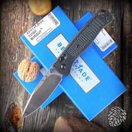 Ножи и мультитулы - Нож складной BENCHMADE BUGOUT 535ВК Black…, 0