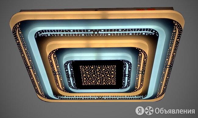 Светильник LED потолочный 19362/500 204 W с ПДУ по цене 8200₽ - Люстры и потолочные светильники, фото 0