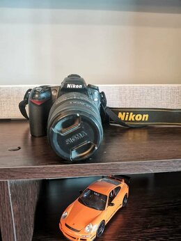 Фотоаппараты - Nikon d90 body, 0
