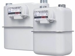 Счётчики газа -  Счетчик газа Metrix G6 250 мм 2021 год, 0