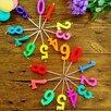 Свеча цифра на день рождения по цене 50₽ - Украшения для организации праздников, фото 1