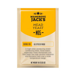 Ингредиенты для приготовления напитков - Дрожжи пивные MANGROVE JACK'S Mead M05, 0