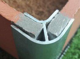 Уголки, кронштейны, держатели - Профиль для грядок Г-образный, 0