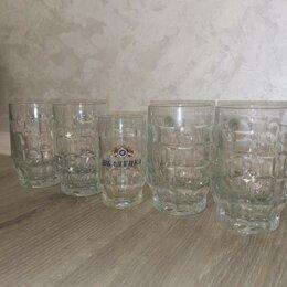 Бокалы и стаканы - Пивные кружки , 0