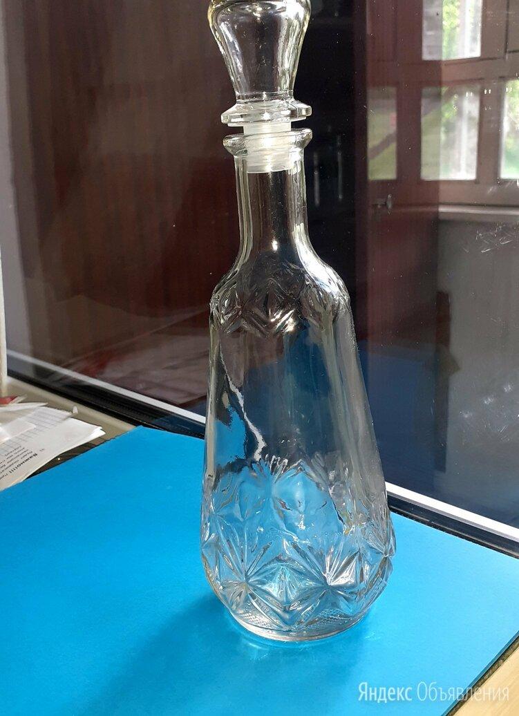 Графин, бутылка. Объем- 0,5 л. по цене 50₽ - Кувшины и графины, фото 0