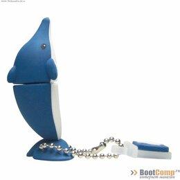 USB Flash drive - Память USB Flash Drive 4GB Emtec Animals Dolphin EKMMD4GM315, 0