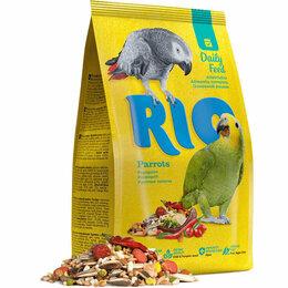 Товары для сельскохозяйственных животных - Корм RIO для крупных попугаев, 0