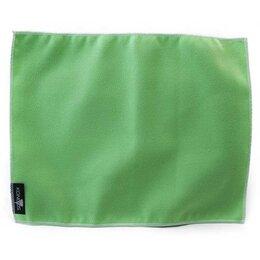 Чехлы для планшетов - Салфетка для планшетов KP-1-Gr цвет зеленый лого K, 0