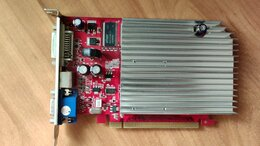 Видеокарты - Видеокарта Radeon x550, 0