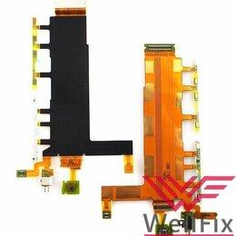 Шлейфы - Шлейф для Sony Xperia Z3 Dual SIM D6633 на…, 0