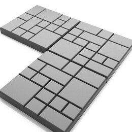 Тротуарная плитка, бордюр - Тротуарная плитка «Тетрис» 250.250, 0