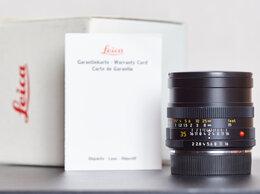 Объективы - Объектив Leica Summicron-R 2.0 / 35mm, 0