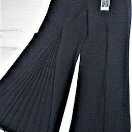 Юбки - Юбка-брюки, Франция, из дорогой ткани,  с шифоновым плиссе, р.46-48, 0