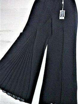 Юбки - Юбка-брюки, Франция, из дорогой ткани,  с…, 0