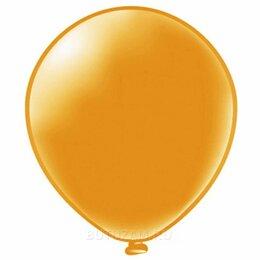 """Украшения и бутафория - Воздушный шарик 12""""/30см Пастель Оранжевый 1 шт, 0"""