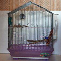 Клетки и домики - Клетка TRIOL для птиц (35х28х46 cм), 0