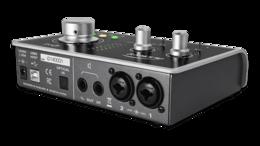 Оборудование для звукозаписывающих студий - AUDIENT iD14 Студийный USB аудиоинтерфейс 10х4, 0