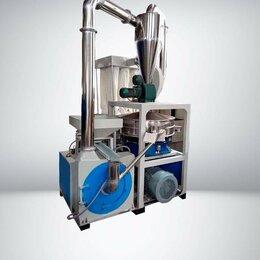 Производственно-техническое оборудование - Мельница для пластика 75 кВт 300 кг/ч, 0