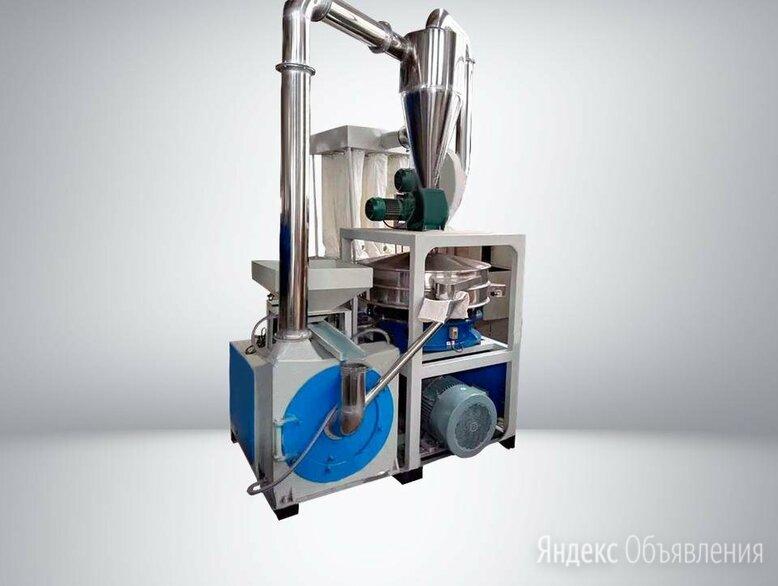 Мельница для пластика 75 кВт 300 кг/ч по цене 1602582₽ - Производственно-техническое оборудование, фото 0