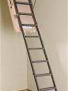 Лестницы и элементы лестниц - Чердачная лестница Fakro металлическая складная…, 0