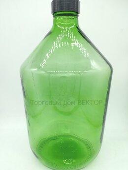 Бутылки - Бутыль прозрачная из зеленого стекла Казак, 10…, 0