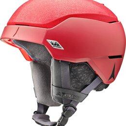 Защита и экипировка - Шлем горнолыжный Atomic Count Amid, красный, 0