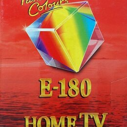 Видеофильмы - EMTEC - E-180 Home TV Master - Видеокассета VHS, 0