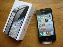 Мобильные телефоны - iPhone 4S 64Gb черный, 0