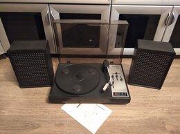 Проигрыватели виниловых дисков - Проигрыватель Unitra, 0
