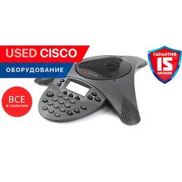 VoIP-оборудование - Polycom SoundStation VTX1000 (used), 0