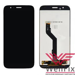 Дисплеи и тачскрины - Дисплей для Huawei G8 в сборе, 0