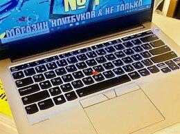Ноутбуки - IPs Full HD Новый Lenovo ThinkPad i7-10510u/SSD, 0