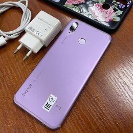 Мобильные телефоны - Смартфон Honor Play 4/64 ГБ фиолетовый, хор.сост., 0