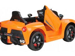 Машинки и техника - Электромобиль (NEW) JJ0102 (желтый yellow), 0