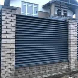 Заборы, ворота и элементы - Забор, жалюзи, 0