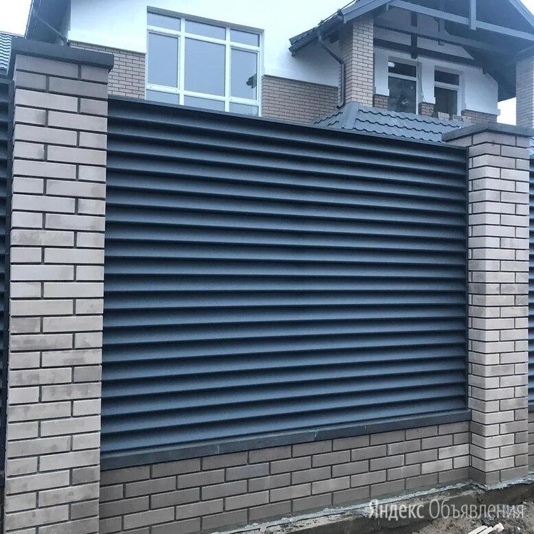 Забор, жалюзи по цене не указана - Заборы, ворота и элементы, фото 0