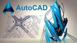 Программное обеспечение - AutoCAD 2021, 0