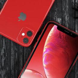 Мобильные телефоны - iPhone 11 Red 256gb новые Ростест, 0