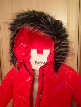 Куртки и пуховики - Куртка на девочку от 4 до 14 лет, м. Аннино, 0