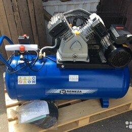 Воздушные компрессоры - Поршневой компрессор Remeza сб 4/С-100 LB 30 A, 0