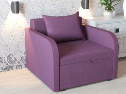 Кровати - Кресло кровать Некст с подлокотниками NeoPlum, 0