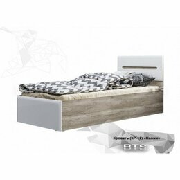 Кровати - Кровать КР-12 Наоми, 0