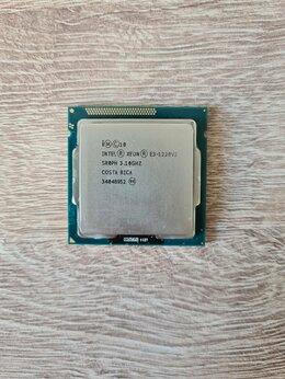 Процессоры (CPU) - Процессор Intel Xeon E3-1220 v2, 0