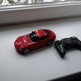 Радиоуправляемые игрушки - Mercedesbenz amg gt на радиоуправлении, 0