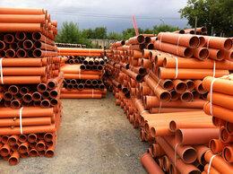 Дренажные системы - Труба для ливневой канализации 200х4х2000 НПВХ…, 0