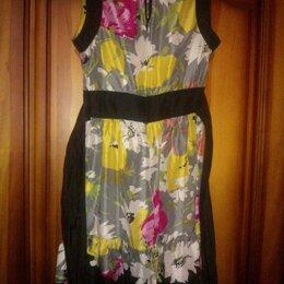 Платья - платье шелковое летнее, 0
