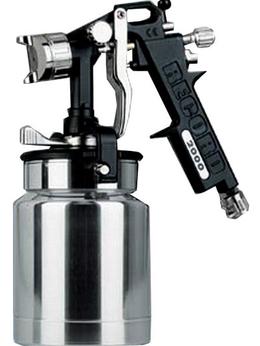 Аэрографы, краскопульты, текстурные пистолеты - Пневматический краскопульт н/б 2000 1.2, 0